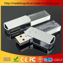 Unità flash USB di alta qualità unità flash USB Crystal unità penna USB USB 3.0/USB 2.0 Pen Drive