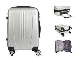 2019 Nuovo Design Economico Trolley Abs Business Bagaglio 3 Pc Set Travelling Suitcase -Xha145