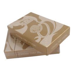 De douane In reliëf gemaakte Speelkaarten van Pocker van het Document van de Kern van de Textuur Zwarte