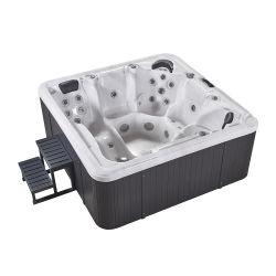 Сша Бальбоа системы струями воды из нержавеющей стали спа ванна с джакузи