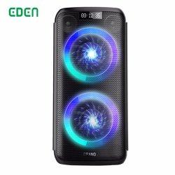 Partie de l'Orateur Disco de lumière LED haut-parleurs multimédia sans fil Bluetooth 8pouce