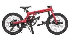 Bicicletta elettrica pieghevole elettrica della bici 20inch di nuova piegatura di Qualisports 2019