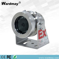 Nouveau produit de la GDE Explosion-Proof HD Mini Caméra IP infrarouge pour la Marine, de la station de gaz