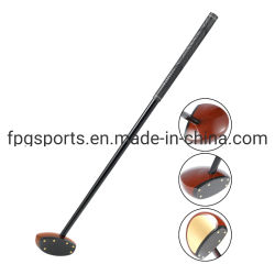 Vente de bois chaud de l'herbe des clubs de golf pour jeu de golf