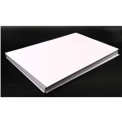 175 Mikron-weiße Farben-Plastikhaustier-Blatt für Duplexdigital-Drucken