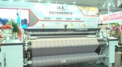 重い2台のカラー高速デニムファブリック綿の編むか、または織り方の織物機械