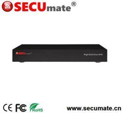2 sistema di Poe NVR di obbligazione del CCTV di SATA 16CH 8MP
