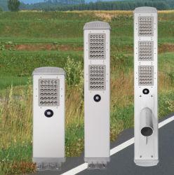 60W, alta eficiência todos em uma rua Solar Luz com controle remoto
