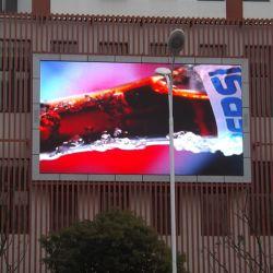 De openlucht P4 Raad van het Teken van de Helderheid van de Module Hoge van het Openlucht LEIDENE van China Shenzhen Scherm van de Reclame