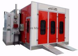 7m - Cabine de pintura por spray automático com certificação CE