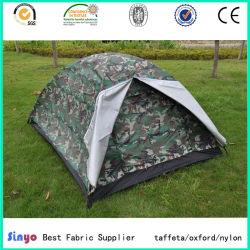 Imprimé militaire tissu 100 % polyester pour tente de plein air /couvre de carrosserie