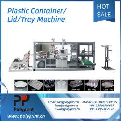 Bebida Cup todos os tipos de máquina de tampa de plástico
