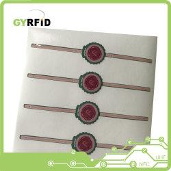 음료 병 (LAP-BT01)를 위한 MIFARE 스티커 월마트 RFID 꼬리표