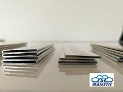 Tubo do perfil de alumínio para automóveis Radiador / Troca de Calor