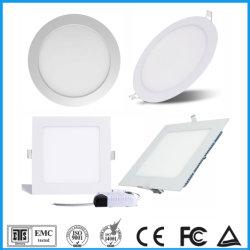 Garantía de 3 años 80-90lm/W 595x595 Panel LED 40W Lámparas de techo de la Oficina de la luz de la Pura/calor/frío blanco 2700-6500K
