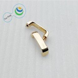 brug van de Boog van de Legering van de Hardware van het Metaal van 18.5mm de Heldere Lichte voor Zakken/de Toebehoren van de Handtas (YF241-19)