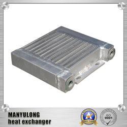 Панель из алюминия, пластину ребра теплообменника охладителя масла в радиаторе