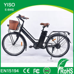 700c Electric e Senhora City Bike/Itália modelo eléctrico de estrada e aluguer na Série Classic