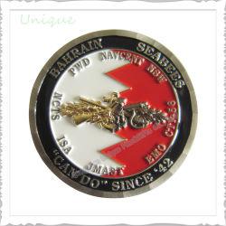 관례는 선물 품목을%s 최소한도 합금 사기질 기념 Kumon 명예 포상 금 은 헌병 기장 도전 동전을 화폐로 주조하지 않는다