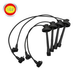Jeu de câble d'allumage pièces de rechange de voiture Spark Plug Wire 90919-22389