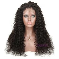 Глубокую волны бразильский Реми человеческого волоса кружева Wig передней панели