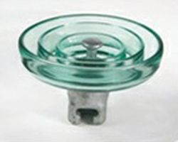 Ultra haute tension type Brouillard Suspension isolant en verre trempé (U550BP)