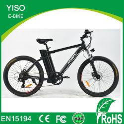 GPS 26 27.5 29 '' pulgadas Offroad Mountainbike E MTB Mountain Bike eléctrica