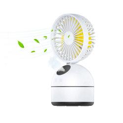 Embaciamento Mini portátil ventilador de refrigeração para uso interior/exterior