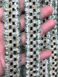 고품질 새로운 디자인 겨울 의복을%s 아크릴 모직 레이스 손질
