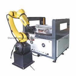 Saldatura automatica del laser del saldatore del laser del braccio del robot di prezzi della saldatrice del laser del robot di CNC