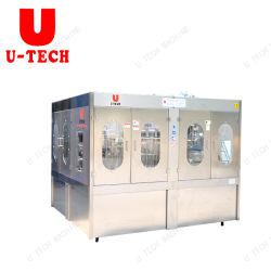 Acque pulite automatiche che imbottigliano macchina elaborante di riempimento 500ml e di sigillamento di lavaggio