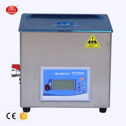 Ultraschallreinigungsmittel 6L mit Digital-Timer-Schmucksache-Uhrglas-Reinigungsmittel