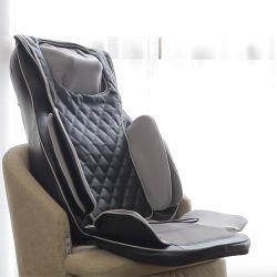 Massage du dos complet électrique de siège chauffé de l'airbag 3D Voiture Coussin de massage Shiatsu vibrant infrarouge