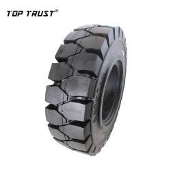 Chariot élévateur à fourche pneu solide 250-15 300-15 (315/70-15) Commerce de gros pneus industriels de bonne qualité