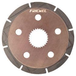 Disco de fricção (1860964) Material do disco de fricção do disco de fricção da embreagem