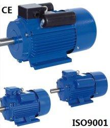 0,37 KW-7.5KW Monofásico 220V 50Hz tefc S1 Inicio YC YCL condensador eléctrico compresor de alta potencia del motor de bomba de agua(1-7.5HP HP)