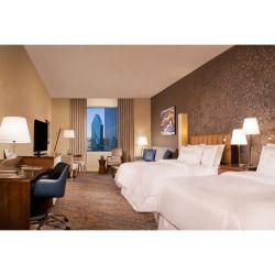 China Hotel fábrica de móveis Quarto com Cama King Antigo Westin Mobiliário de quarto de hotel