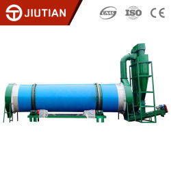 Venta directa de fábrica de Batata posos equipos de secado tambor