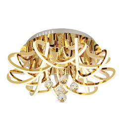 120W K9水晶アクリルのMorden LEDの天井のペンダント灯