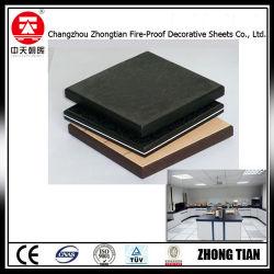 내열성 방화 방지형 실험실 테이블 탑 Chemsurf Chemsurf Chemsurical resistant 라미네이트