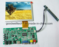LCDの接触4:3 5.6インチのモジュール