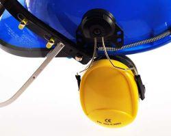 산업 안전 CE를 통한 청력 보호를 위한 이어머프