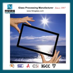 Haute qualité en verre Ar revêtement anti-reflet verre solaire