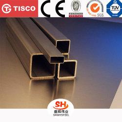 Het Vasteland van China van de Vierkante Buis van het Roestvrij staal/Pijp 310S