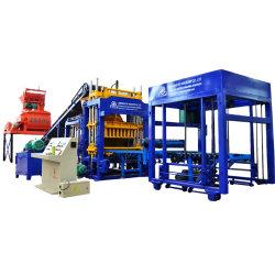 Qt5-15 entièrement automatique le béton de ciment hydraulique machine à fabriquer des blocs d'usine de briques creuses de la Chine