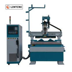 Bevordering 1325 Snijdende Machine van de Houtbewerking van de Wisselaar van 2030 de Automatische Hulpmiddelen
