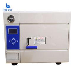 Steriliseert de VacuümStoom van de Impuls van de LEIDENE Klasse B van Benchtop Medische Autoclaaf