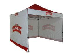 3X3mアルミニウムおおいは広告のための畳むテントをぽんと鳴らす