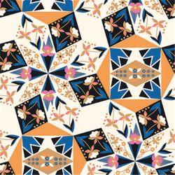 Diversas telas de seda impreso Inicio Textil (SZ-0073B)