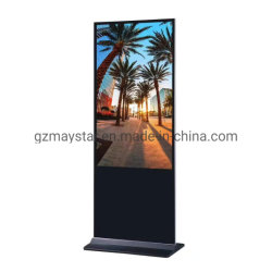 La publicité TFT LCD permanent 42 pouces écran numérique de conception de kiosque